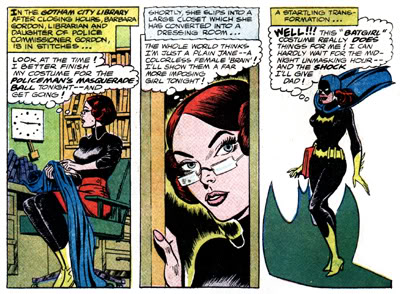 Barbara Gordon, Librarian