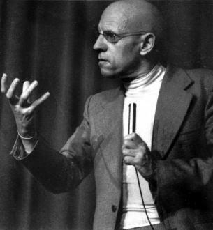 Foucault's Hand