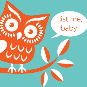 List Me, Baby