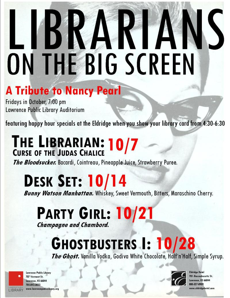Librarian Films