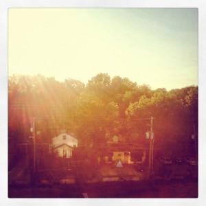 Lawrence KS Sunrise